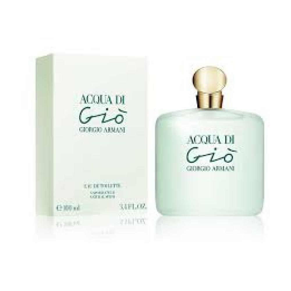 Perfume Acqua Di Gio Giorgio Armani / 100 ml / Edt image number 0.0