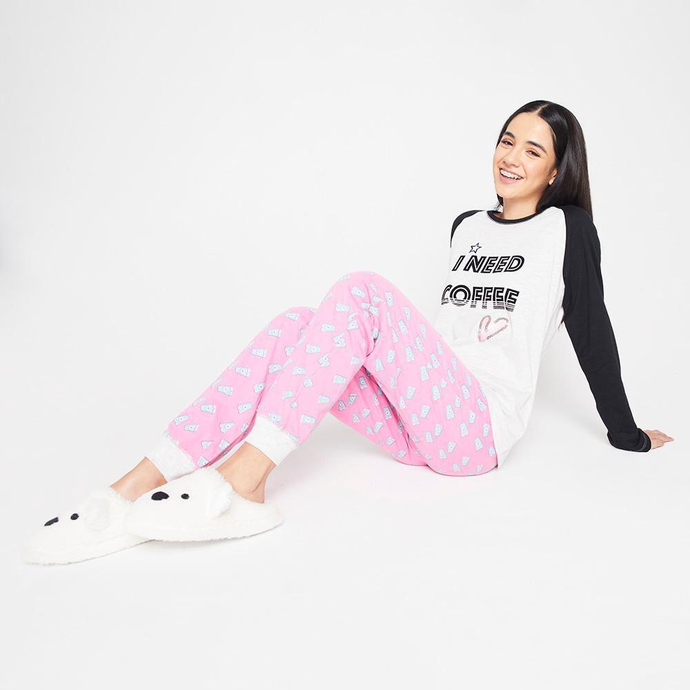 Pantalón De Pijama Mujer Freedom / 1 Piezas image number 1.0