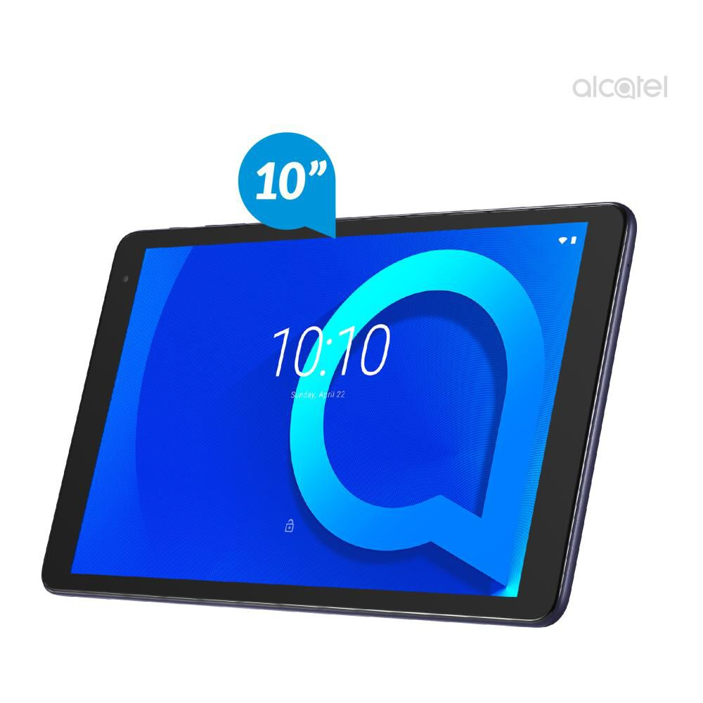 """Tablet Alcatel 10   / 16 GB / Wifi / Bluetooth / 10"""" image number 1.0"""