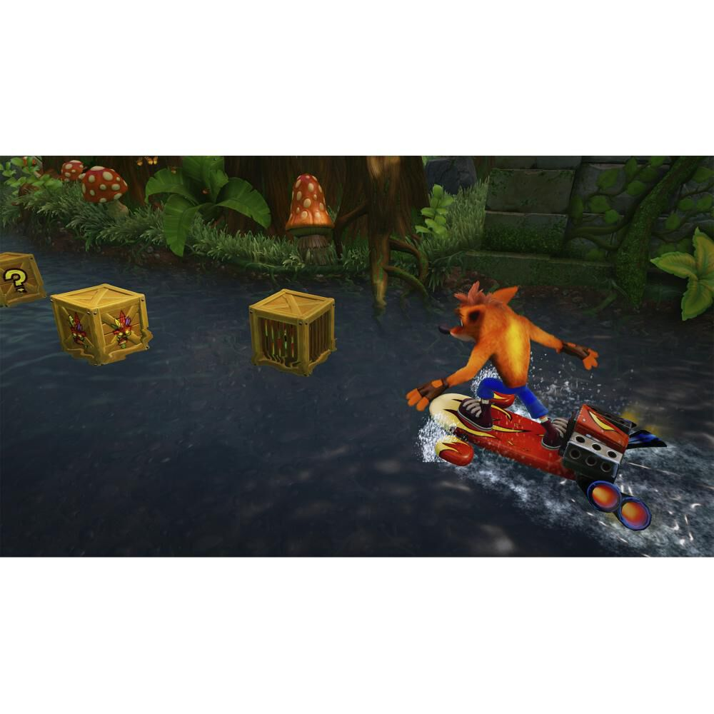 Juego Ps4 Crash Bandicoot N-Sane Trilogy image number 5.0