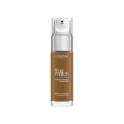 Base Maquillaje L'Oreal Base True Match 9.0W  / Sienna