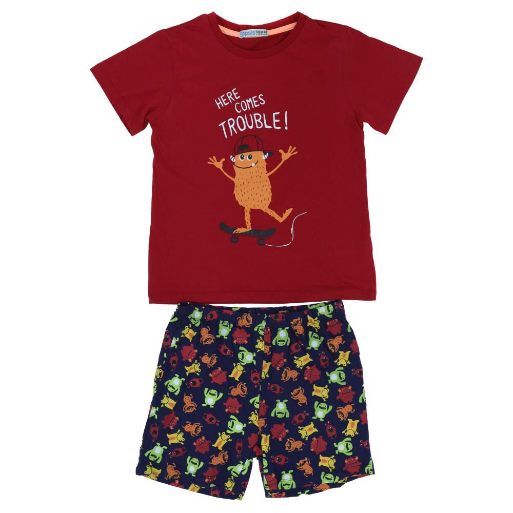 Pijama Infantil Topsis image number 0.0