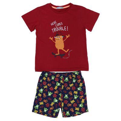Pijama Infantil Topsis