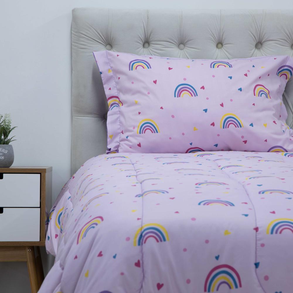 Plumón Casaideal Kids Rainbow Ii / 1.5 Plazas image number 0.0