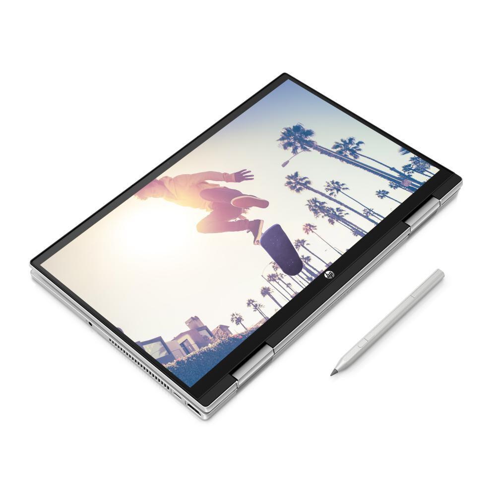 "Notebook Hp Pavilion X360 Convertible 14-dy0002la / Plateado Natural / Intel Pentium / 4 Gb Ram / Intel Uhd / 256 Gb Ssd / 14 "" image number 5.0"