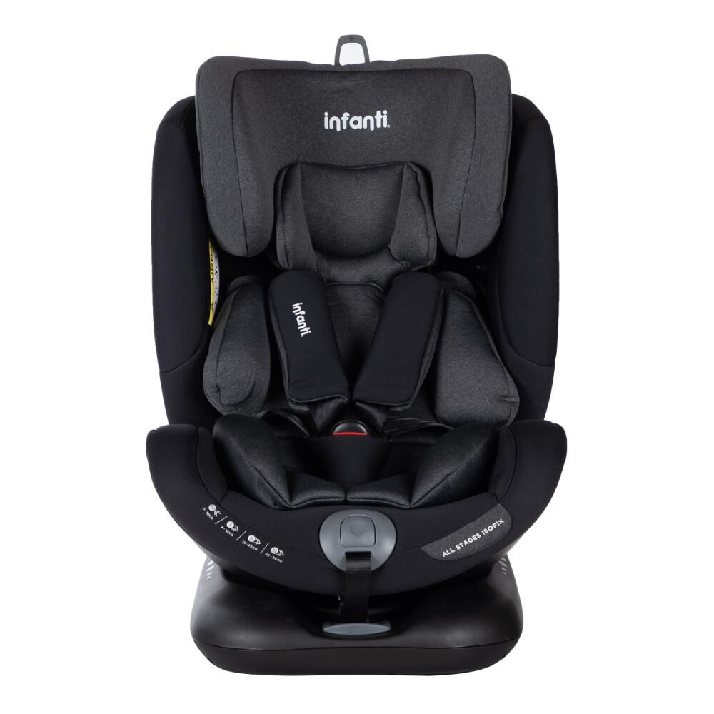 Silla De Auto Infanti Convertible All Stages Isofix Pb image number 15.0