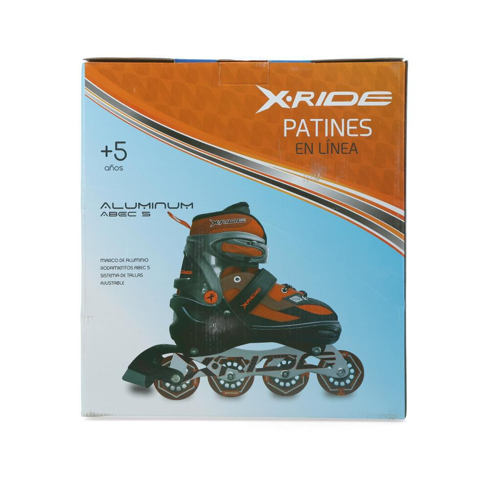 Patines X-Ride Tb-Pt002 image number 1.0