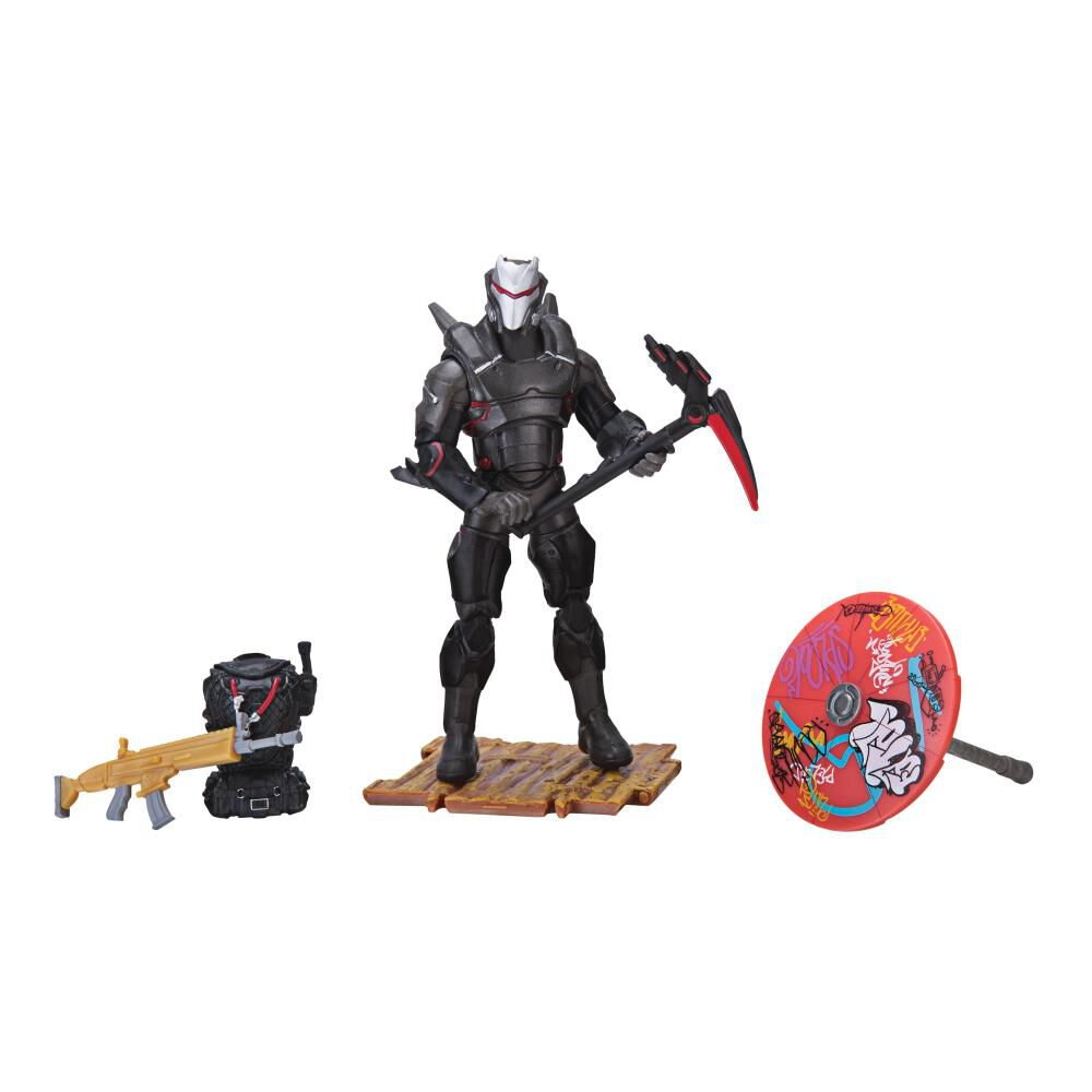 "Figuras De Accion Fortnite Fig 4""C/Acc Y Sombrilla image number 0.0"