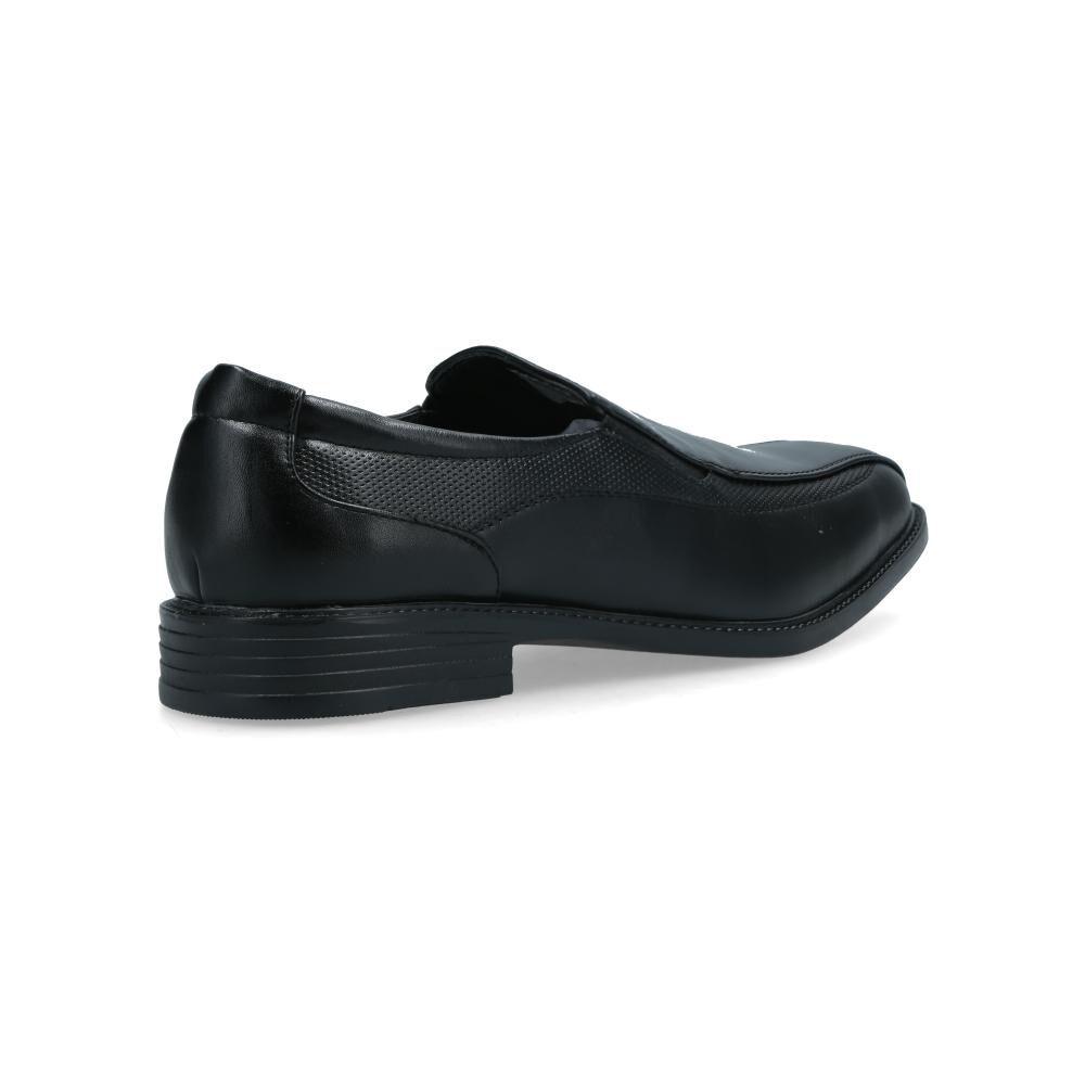 Zapato Casual Hombre Az Black image number 2.0