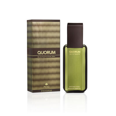 Perfume Antonio Puig Quorum / 100 Ml