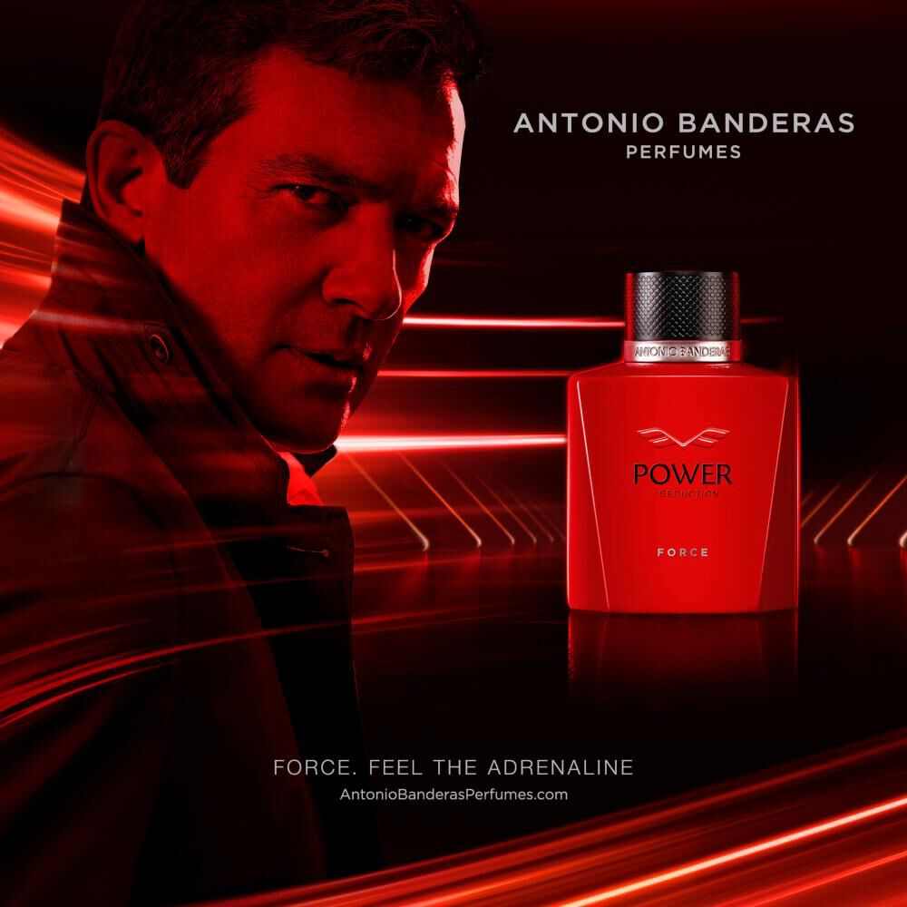 Antonio Banderas Power Of Sed Force Le 2020 Edt 100ml image number 2.0