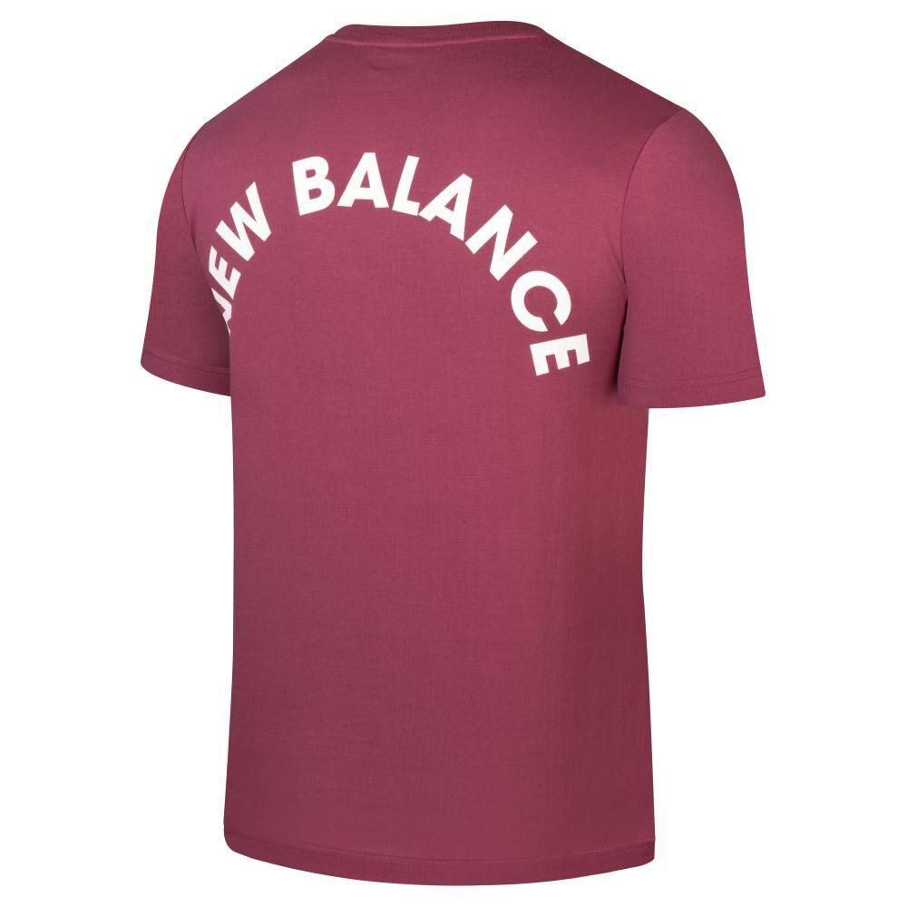 Polera Hombre New Balance image number 2.0