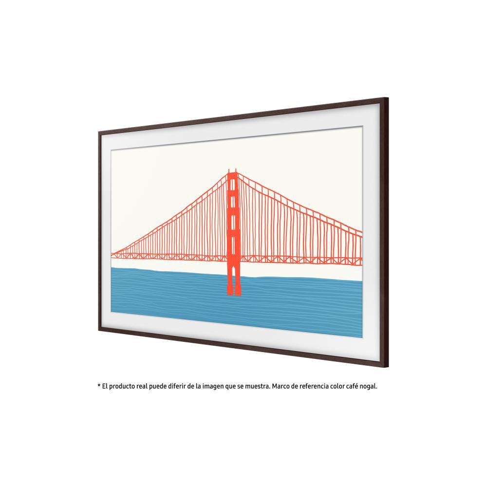 """Qled Samsung The Frame / 55 """" / Ultra Hd / 4k / Smart Tv 2021 image number 1.0"""