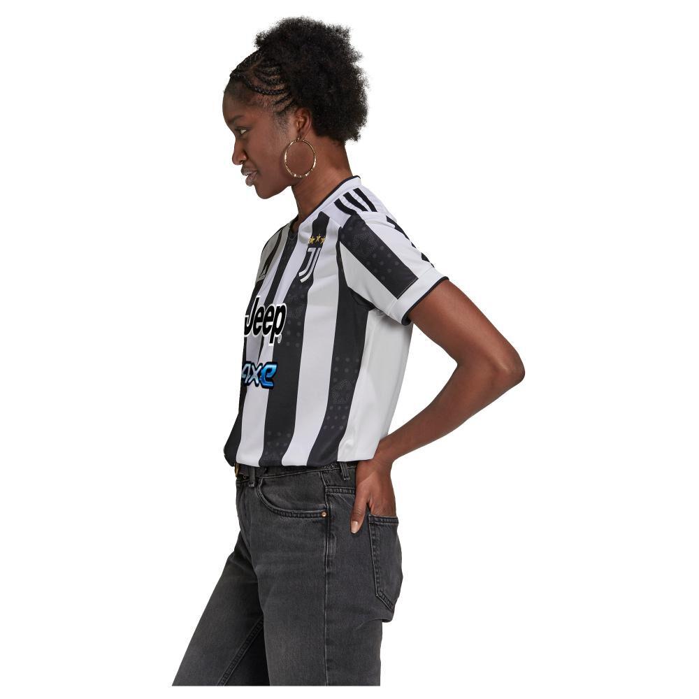 Camiseta De Fútbol Mujer Adidas Juventus 21/22 image number 1.0
