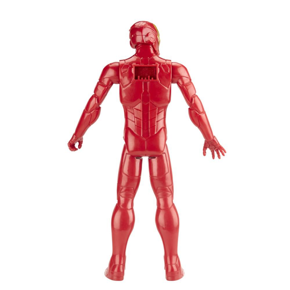 Figura De Accion Avenger Titan Hero Movie Iron Man image number 2.0