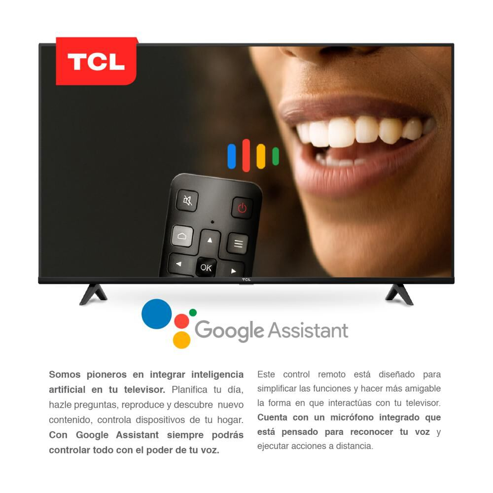 Led Tcl 55p615 Android Tv / 55'' / Ultra Hd / 4k / Smart Tv image number 5.0
