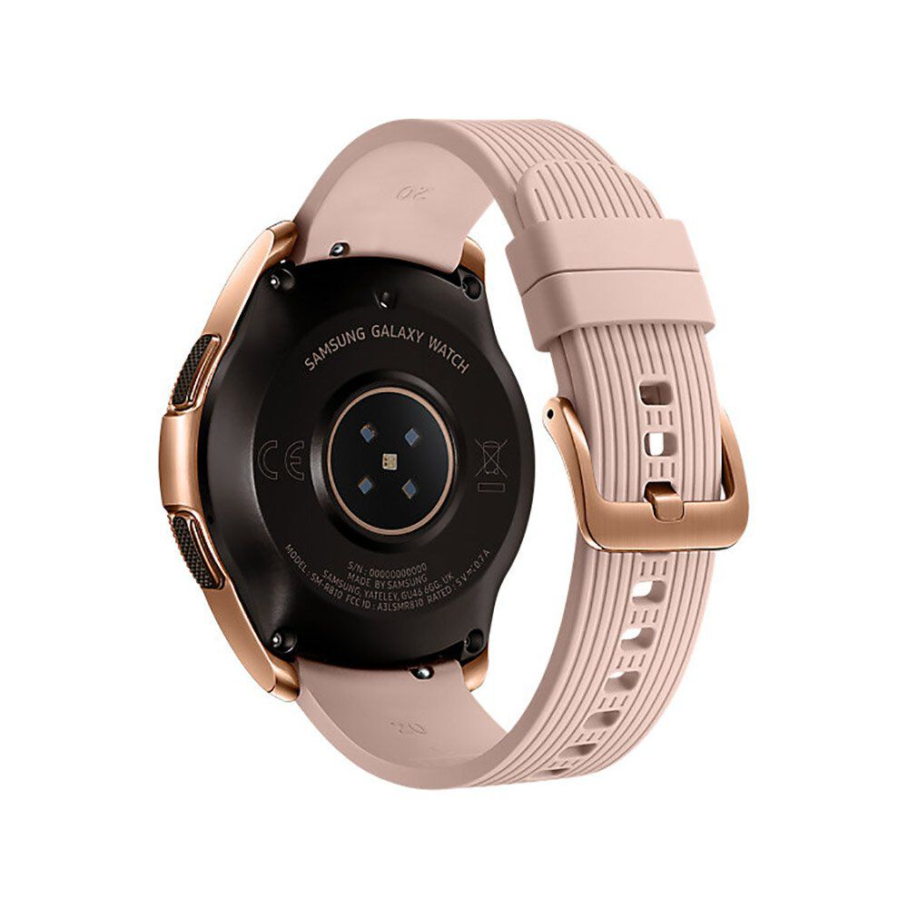 Smartwatch Samsung Galaxy Watch R800 Gold image number 3.0
