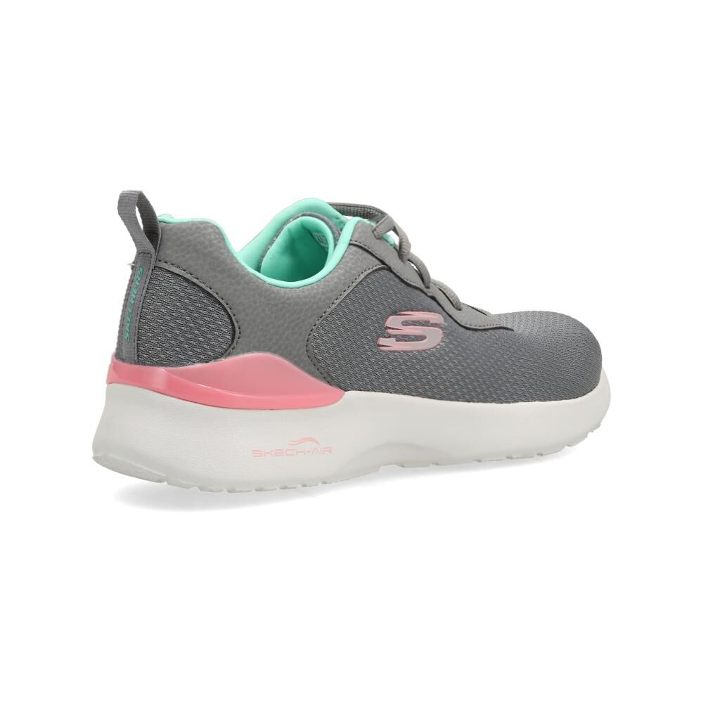 Zapatilla Running Mujer Skechers Dynamight Radiant Choice image number 2.0