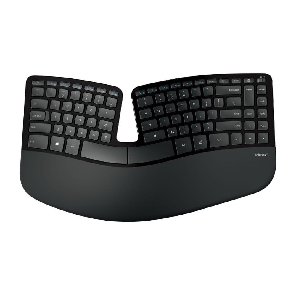 Combo Mouse + Teclado Microsoft Sculpt Ergonomic Desktop image number 0.0