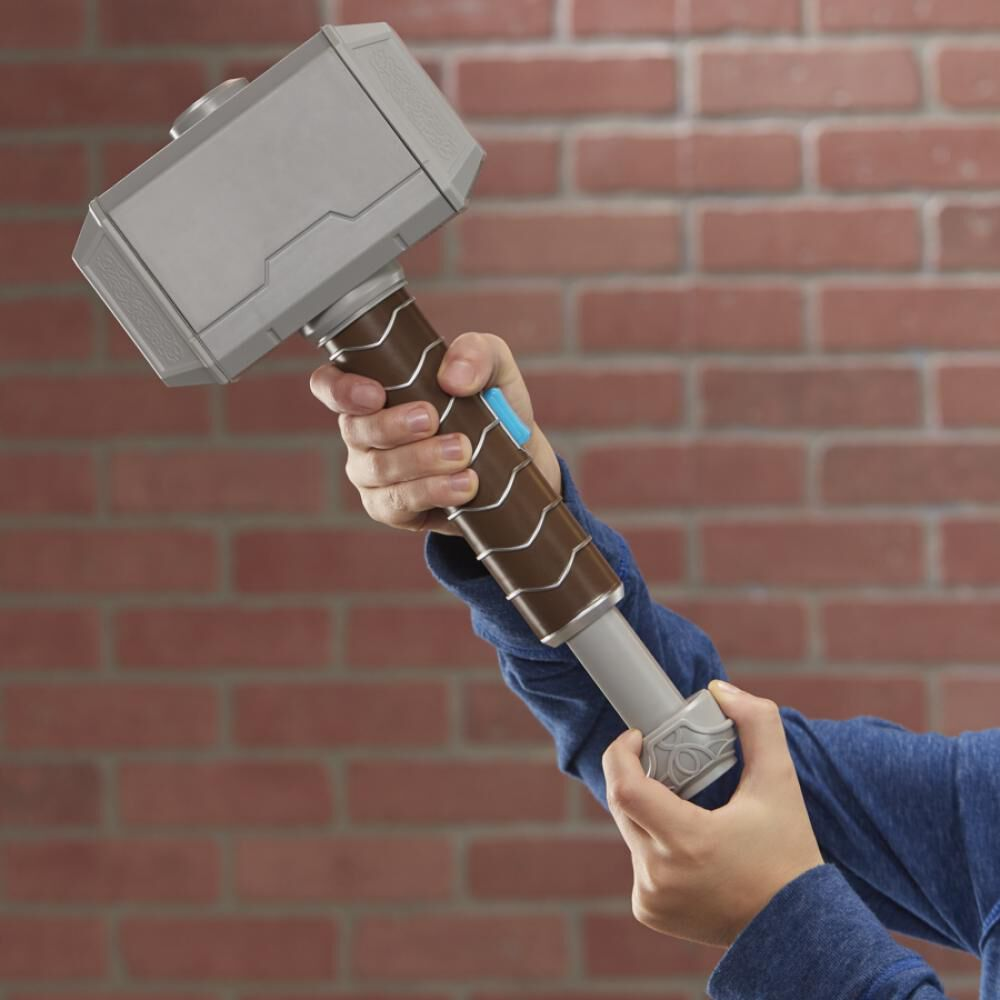 Juguete Interactivo Avenger Role Play Thor image number 3.0