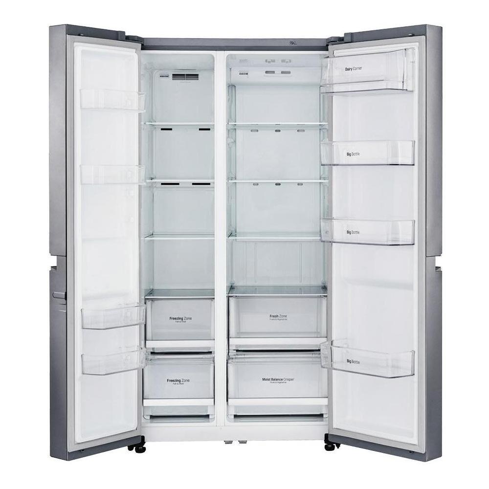 Refrigerador Side By Side Lg GS65MPP1 / No Frost / 626 Litros image number 2.0