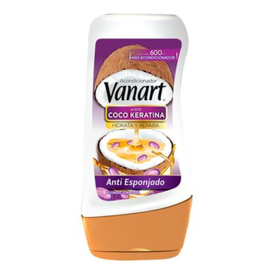Acondicionador Vanart / 600 Ml