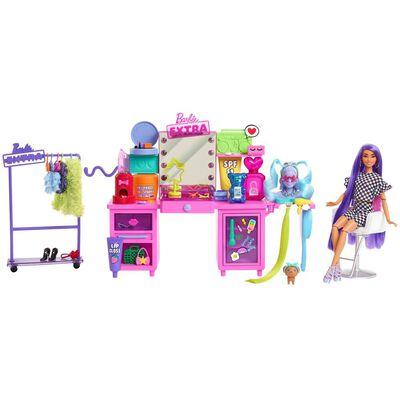Muñeca Barbie Tocador Fashion