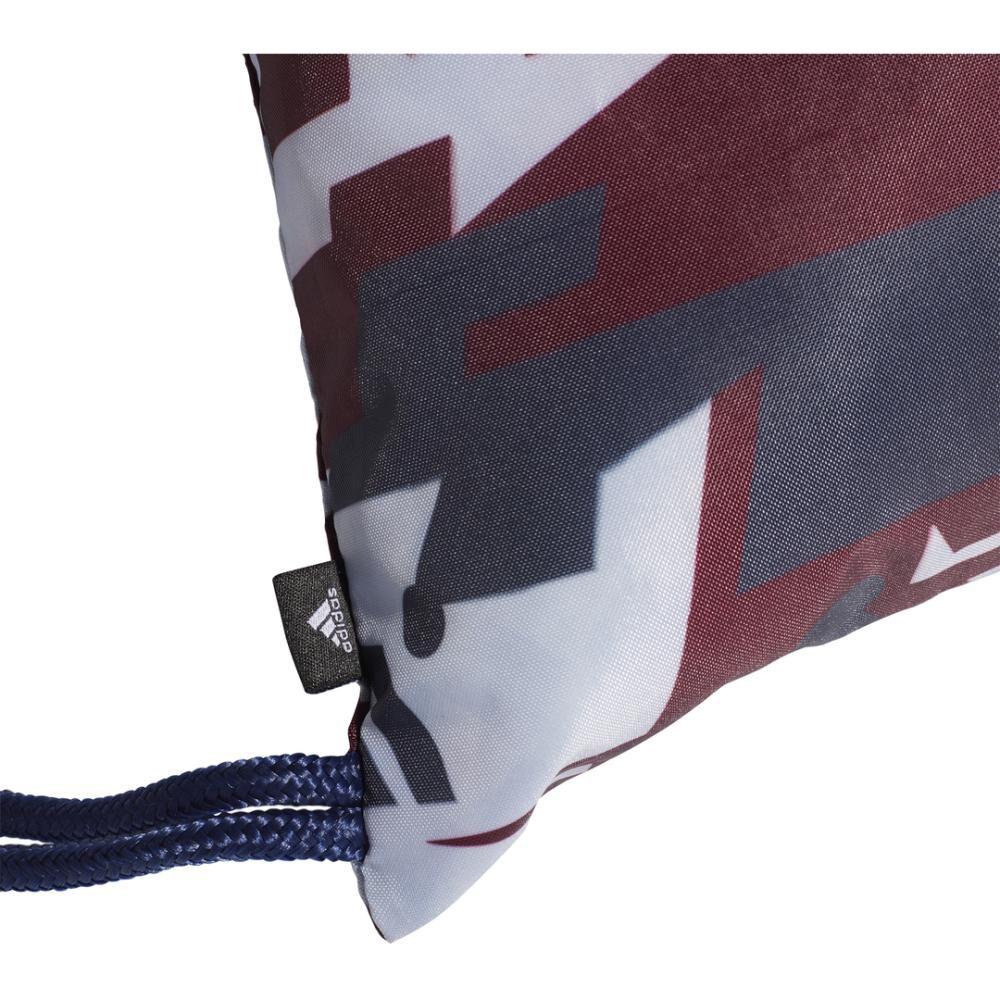 Bolso Adidas Football Street Gymsack image number 1.0
