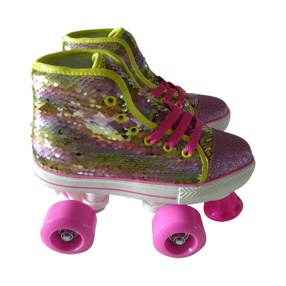 Patines Htoys Patines Lentejuelas image number 1.0