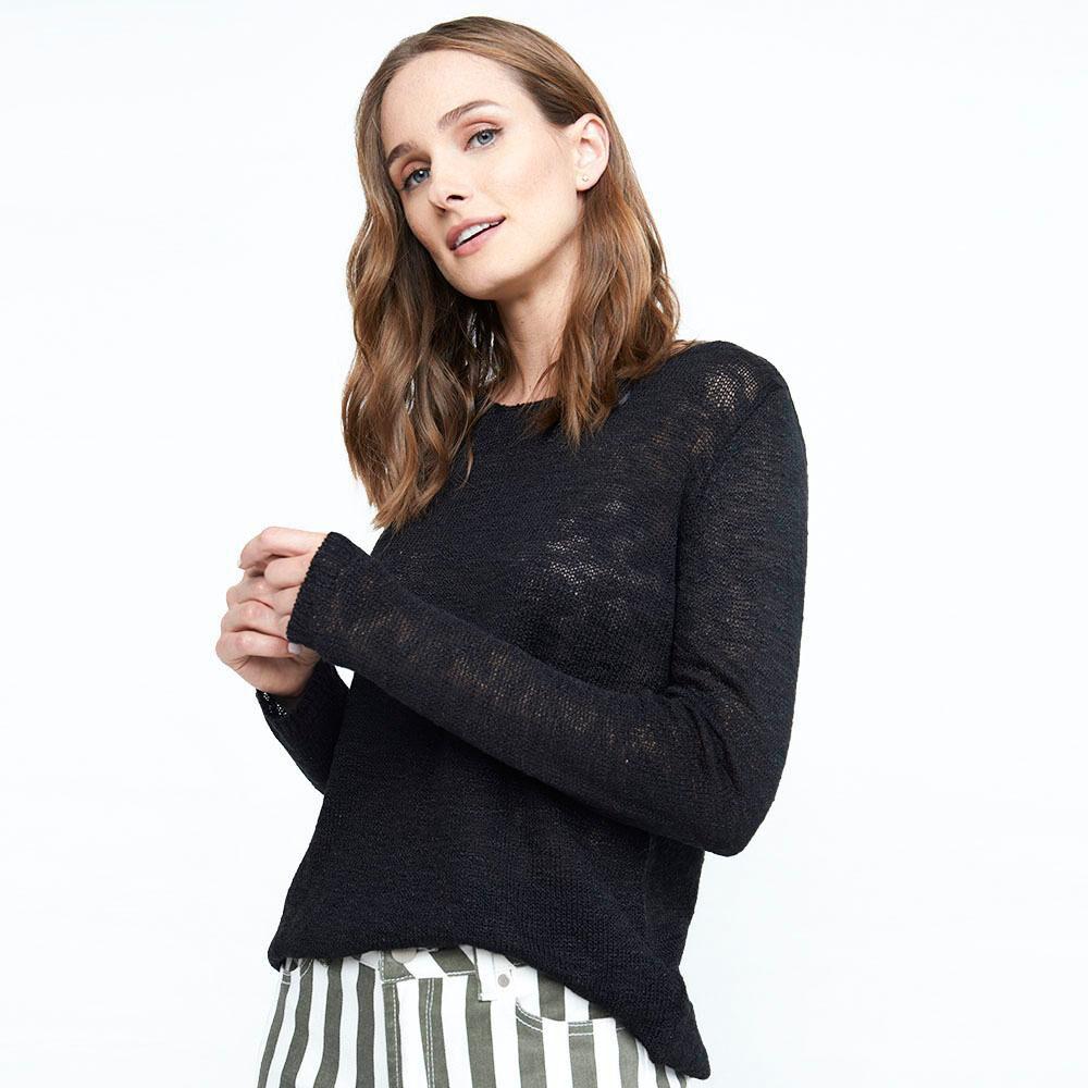 Sweater Tejido Mujer Kimera image number 0.0