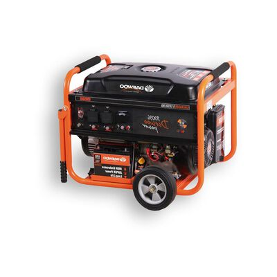 Generador Gasolina Daewoo Gd6500e / 6000 Watts