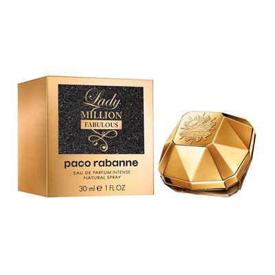 Perfume Mujer Lady Million Fabulous Paco Rabanne / 30 Ml / Eau De Parfum