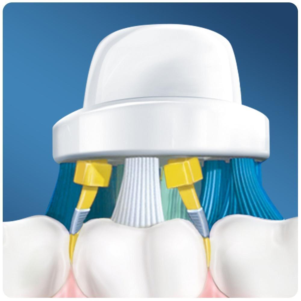Cepillo De Dientes Oral-B Floss Action image number 2.0
