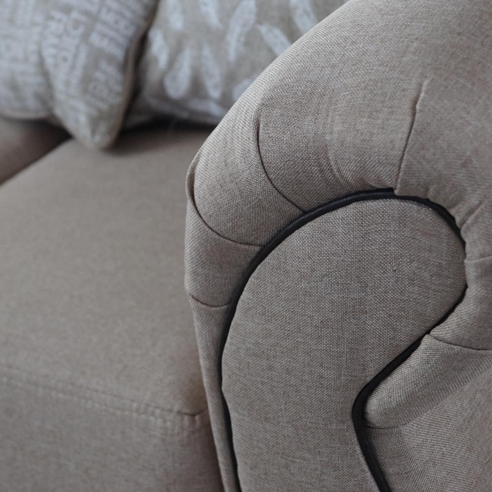 Sofa Seccional Elegant Detail Moscu image number 2.0