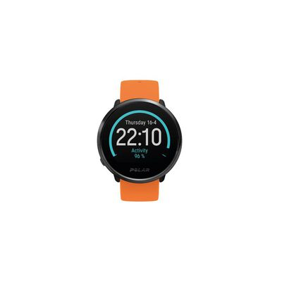 Smartwatch Polar Ignite  Negro / Naranjo