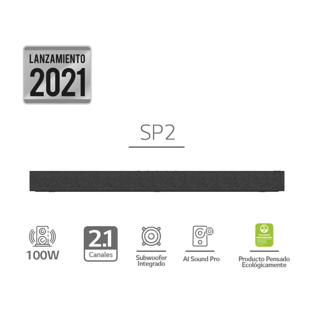 Soundbar Lg Sp2 image number 0.0