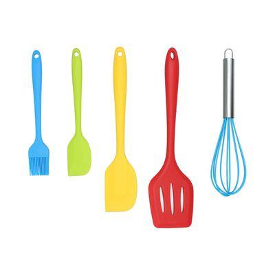 Set De Utensilios De Cocina Casaideal Set 5pzs / 5 Piezas