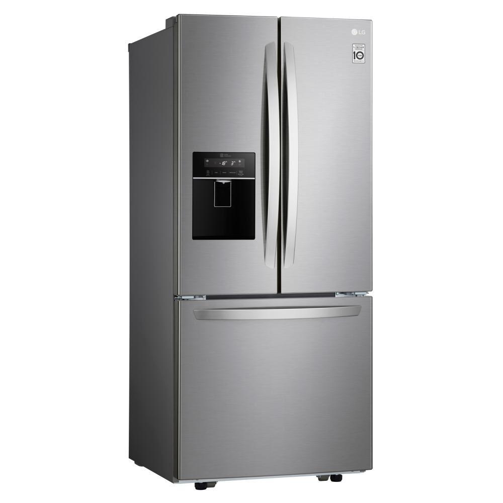 Refrigerador Side By Side Lg French Door LM22SGPK / No Frost / 533 Litros image number 2.0