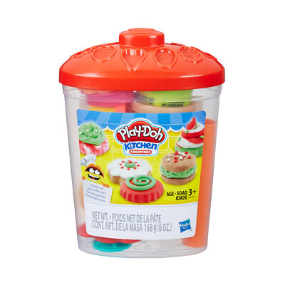 Juego Didáctico Hasbro Play Doh Kitchen Creations