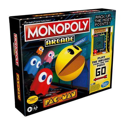 Juegos Familiares Monopoly Arcade Pacman