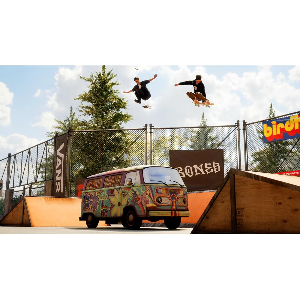 Juego Ps5 Sony Pro Skater 1+2 Ps5 image number 2.0