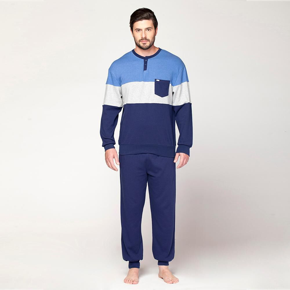 Pijama Hombre Kayser / 2 Piezas image number 1.0