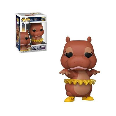 Figura De Acción Funko Pop Disney Fantasia 80th Hyacinth Hippo