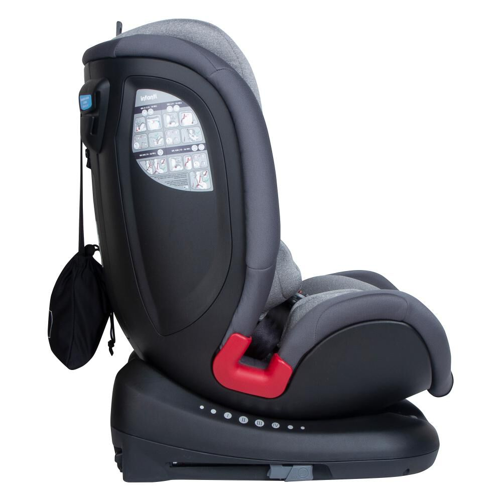 Silla De Auto  Infanti All Stages Isofix M image number 11.0
