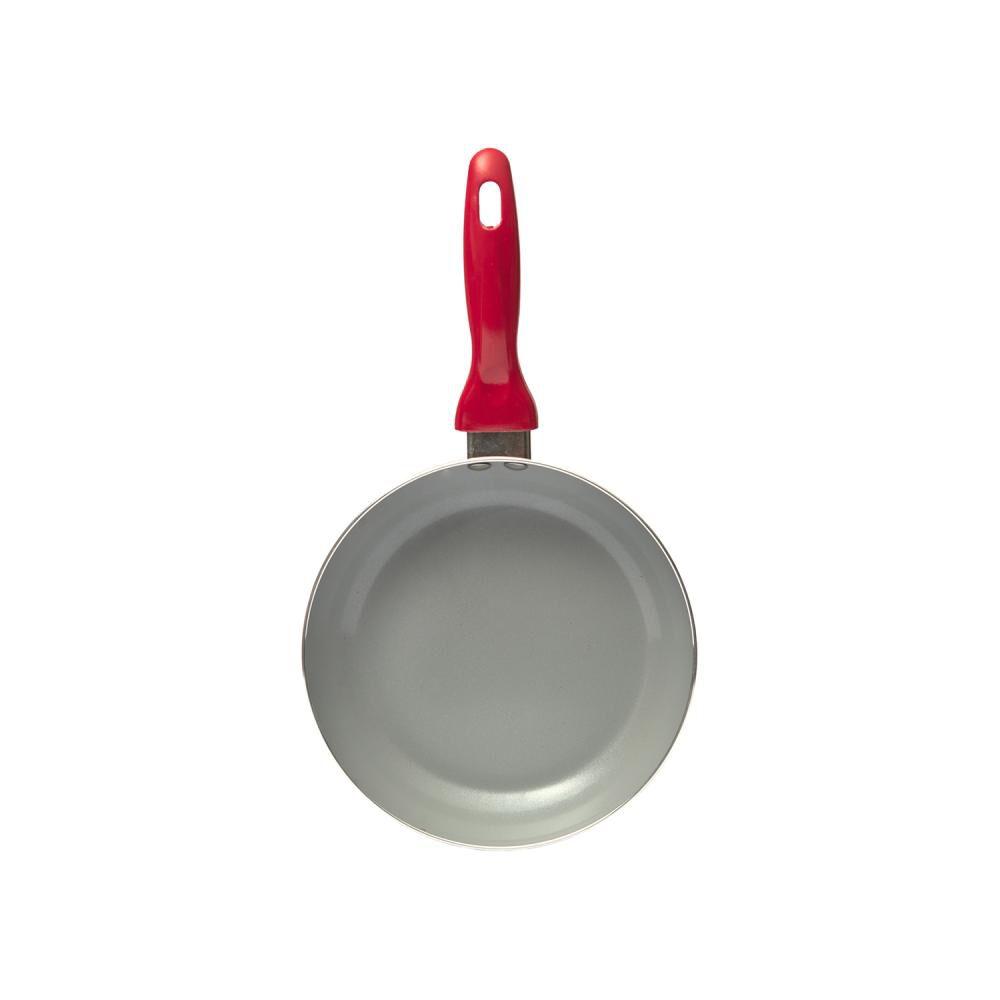 Sarten Kitchenware Básico Rojo / 1 Pieza image number 1.0