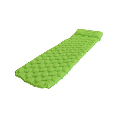 Colchoneta Ultralight Pro Verde Fluor National Geographic