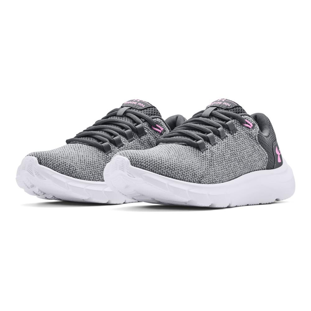 Zapatilla Running Mujer Under Armour Phade image number 4.0