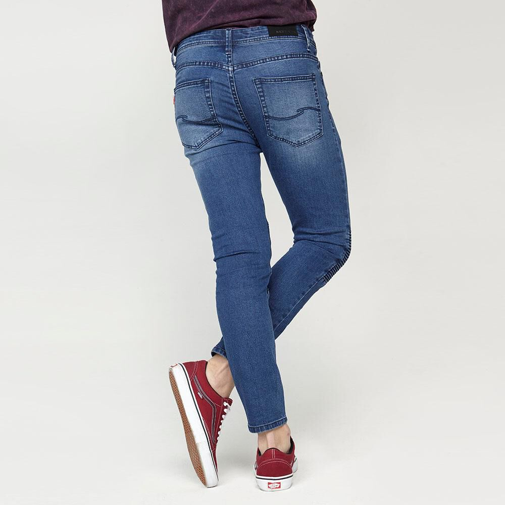 Jeans  Hombre Montaña image number 2.0