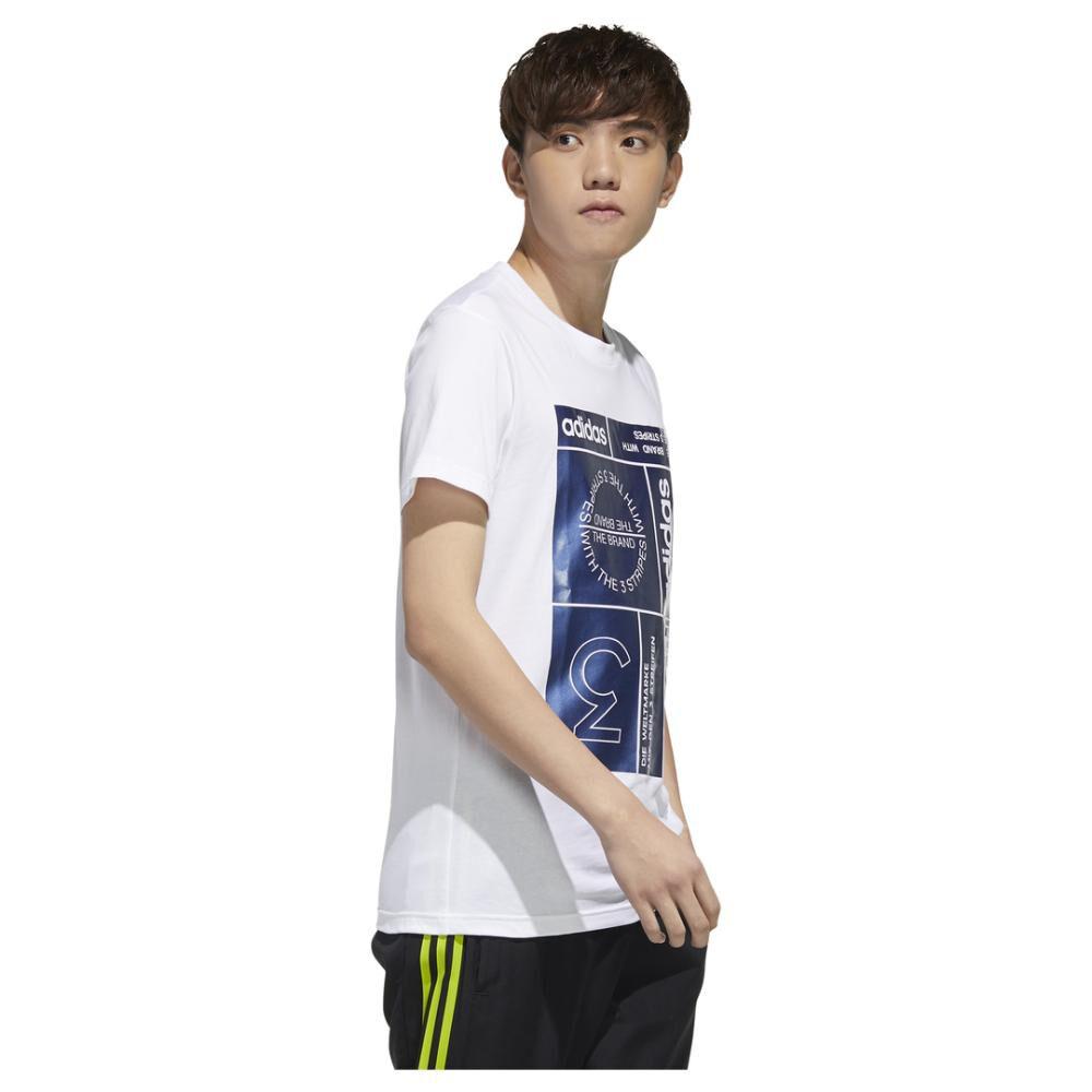 Camiseta Con Estampado Unisex Adidas Culture Pack image number 4.0