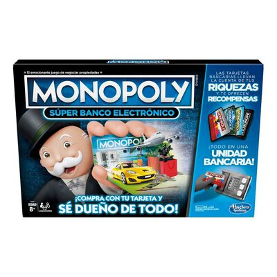 Monopoly Súper Banco